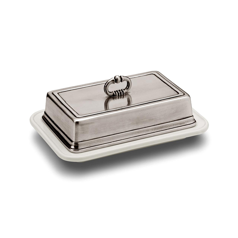 [코지타벨리니]Convivio Covered Butter Dish (CT15230)