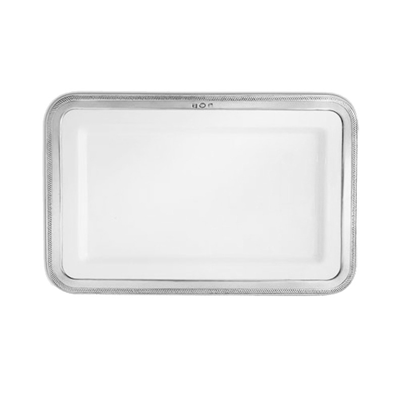 [예약판매/코지타벨리니]Luisa Rectangle Platter Medium (CT8760)