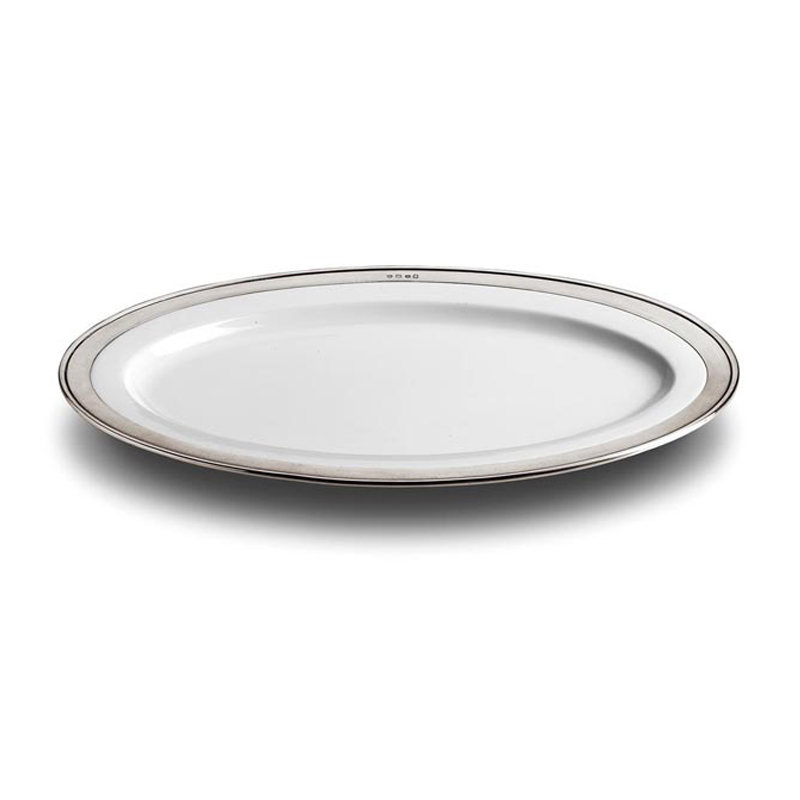 [코지타벨리니]Convivio Oval Serving Platter (CT15420)