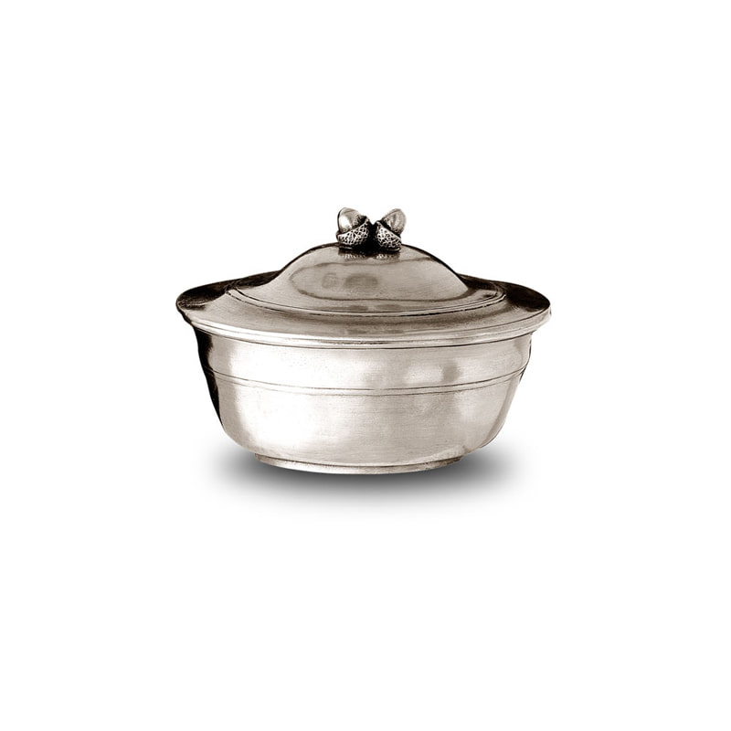 [코지타벨리니]Osteria Arcon Lidded Bowl (CT8500)